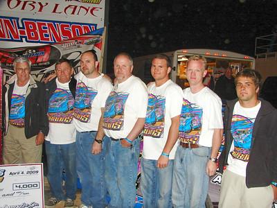 the Ed Gibbons crew