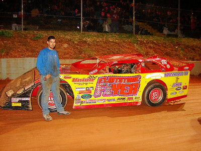 Billy Thompson has the Duvall ride this year