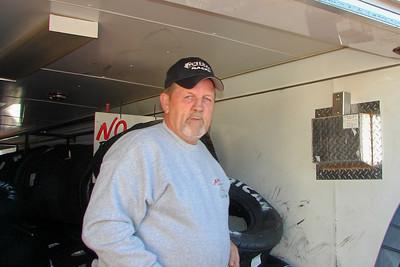 """Spud"" the tire man"
