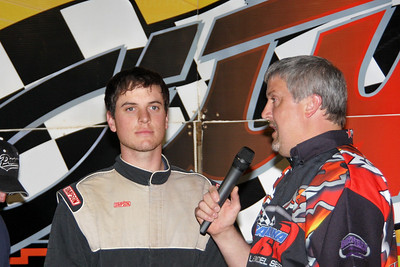 Ross Bailes  was Clash fast qualifier