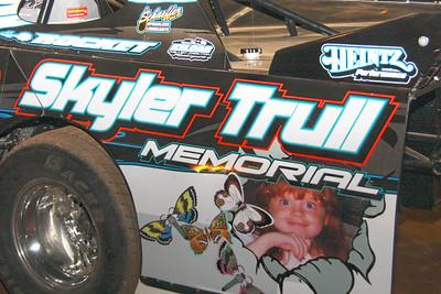 the Skyler Trull car driven by Doug Sanders