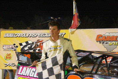 Michael wins the NDRA Crate feature