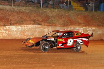 open wheel mod #9 Steve Dietrich