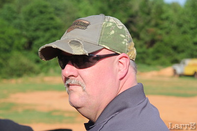 Bruce Arrants is Carolina Speedway Director of Competition