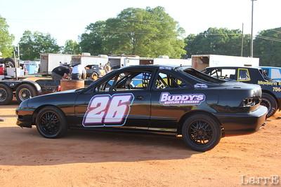 #26 Michael Grant has a good looking Hornet racer