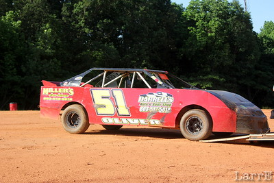 Jerry Oliver #51 in 4 cylinder class