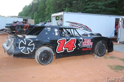 #14 Mark Ledford...SECA Thunder Sportsman