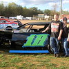 for Jordan Fegter this was his first night out with this modified.