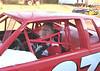 #27 Renegade car and Kurt Small