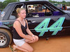 a REAL rookie<br /> Ashley Harding #44
