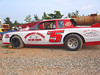 David Carswell wanted some photos of his new street stock car so here they are.
