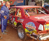 Rick Painter has the #3 street stock car