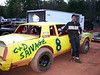 #8 is Gene Loden with his renegade car