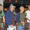 LATE MODEL:<br /> <br /> Billy Thompson, 3rd place<br /> Tim Allen, 2nd place<br /> David Yandle, Champion