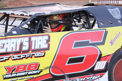 # 6 Dillon Brown finished 6th