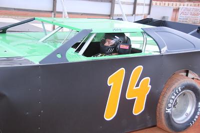 #14B   Greg Burgess jr was 20th