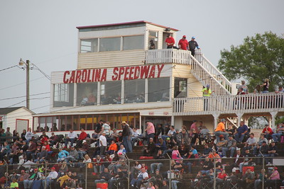 Carolina Speedway fills up with race fans every Friday night.