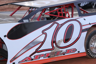 #10 Spencer Apple was 18th