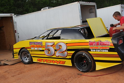 #52 Chris Stowe was 11th in the Renegade race