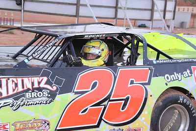 #25 Matt Long was 4th
