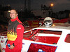 Derrick Cook drives the #5c in late model class
