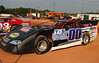 The T & S Concrete car is Rob Bailey