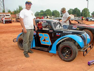 Carolina Speedway July 10, 2009
