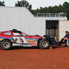 Lance Moss drives Buster May's old #71