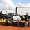Mooresville's Brandon O'Neil drives this #65 late model