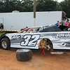 the Edwards #32 late model