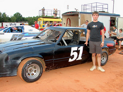 Carolina Speedway July 18, 2008