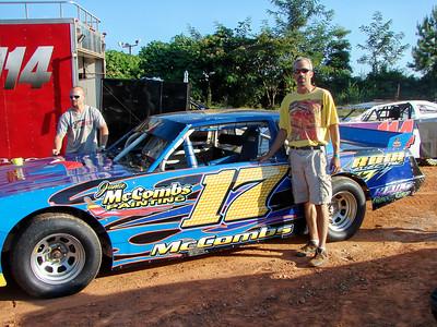 Carolina Speedway July 3, 2009