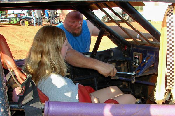 Carolina Speedway June 12, 2009