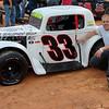 #33 legend car Zac Zearfoss