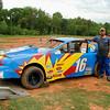 #16 Barney Fuller... stock 4 cylinder