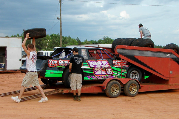 Carolina Speedway May 16, 2008