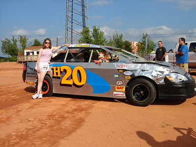 Carolina Speedway  May 30, 2008