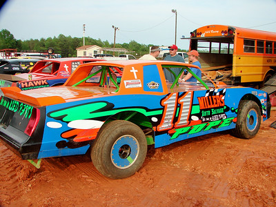 Carolina Speedway May 8, 2009