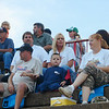 Carolina race fans settle in for a night of racing