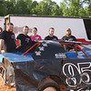 Nobody has more fun at a race track than Adam Vandiver and his crew.