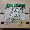 Frog racing runs the #7 Andy Hodges crate late model