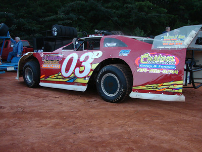 Carolina Speedway, NC  Oct 9, 209