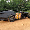 the batmobile Greg Delling's first race here...6th place