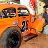 Kyle Pierce legend driver