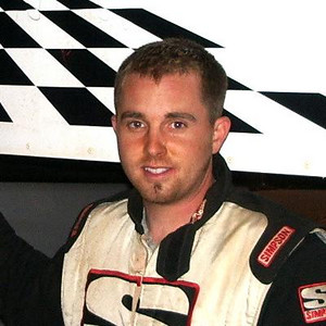 Damon Crump winner of the Carolina stock 4 feature March 23, 2007