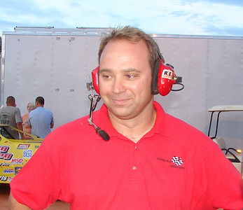 Carolina Speedway co-owner Doug Killebrew