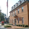 Rock Hill's Bank of America flies the American flag