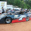 #777 Jared Landers is sponsored by Mark Martin