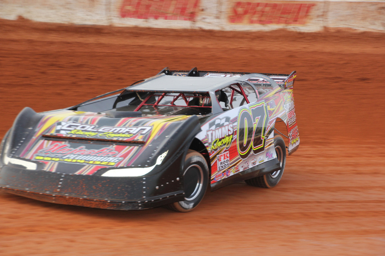 Dale Timms from Hodges, SC was 22nd