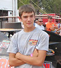 from Florida..Dillon Wood drives in crate class